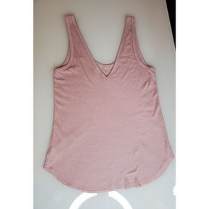 Lightly Used Pink Victoria's Secret Tank Top